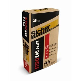 Sicher Stiro X 40 Plus 25kg